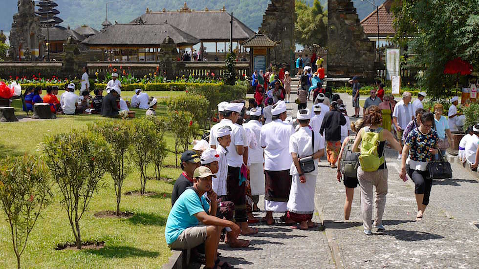 Pura Ulun Danu Bratan - Von Ubud nach Lovina - Bali, Indonesien