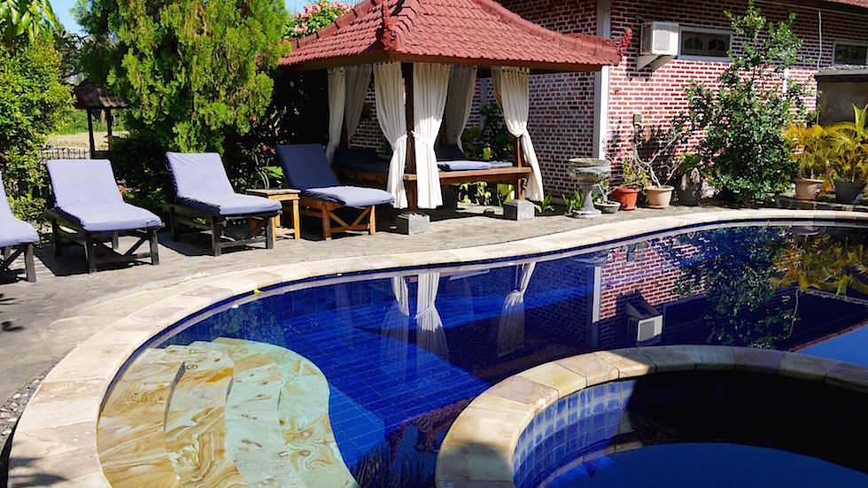 Mumbul Guesthouse - Von Ubud nach Lovina - Bali, Indonesien