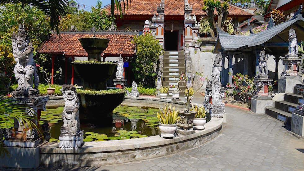 Brahmavihara - im Norden von Bali bei Lovina Beach in Indonesien