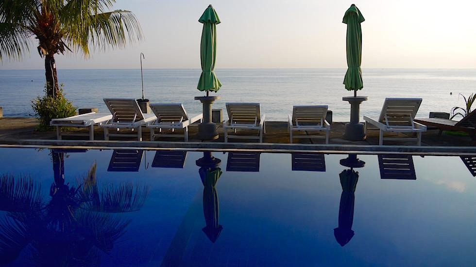 Amed Beach Resort - Amed Bali Indonesien