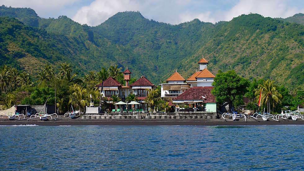 Waterfront Amed Beach Resort - Amed Bali Indonesien