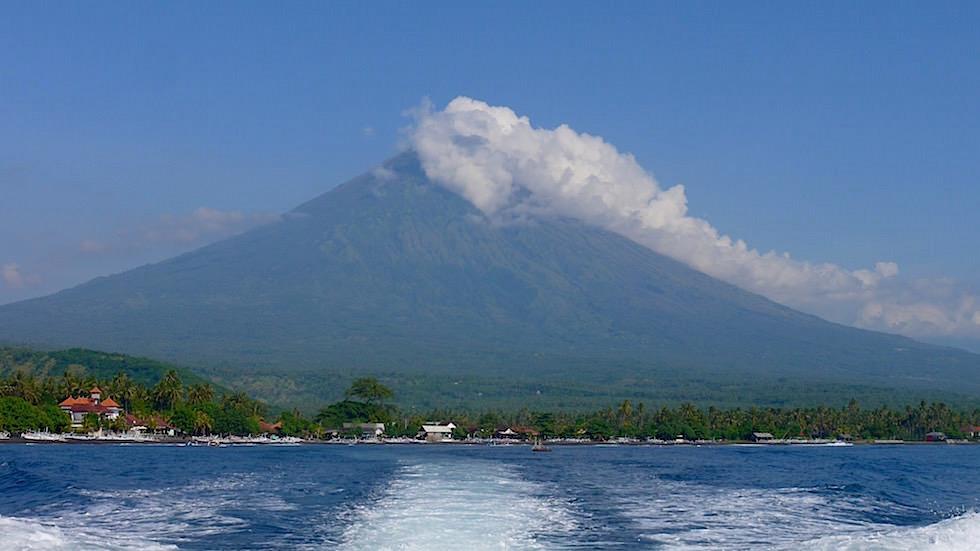 Gunung Agung - Amed Bali Indonesien
