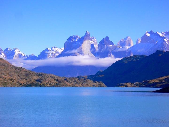 Wandern im Torres del Paine Nationalpark - Patagonien, Süd-Chile