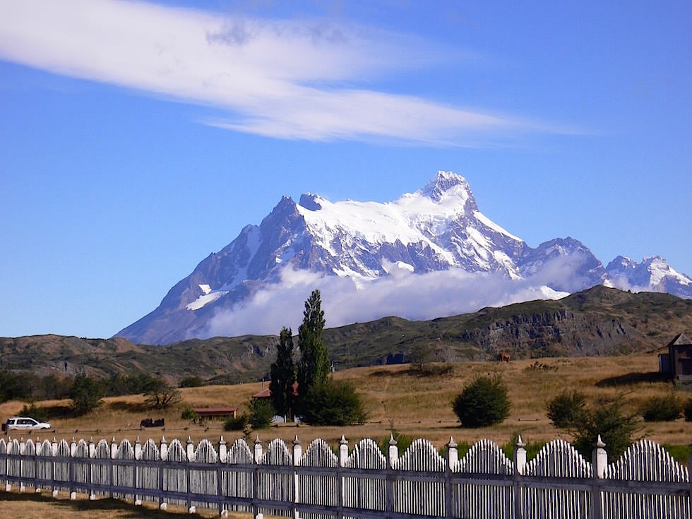 Grande Paine - Lago Pehoe - Torres del Paine Nationalpark - Patagonien, Süd-Chile