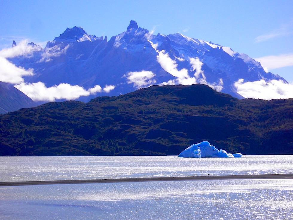 Blick vom Mirador Lago Grey - Torres del Paine Nationalpark - Patagonien, Süd-Chile