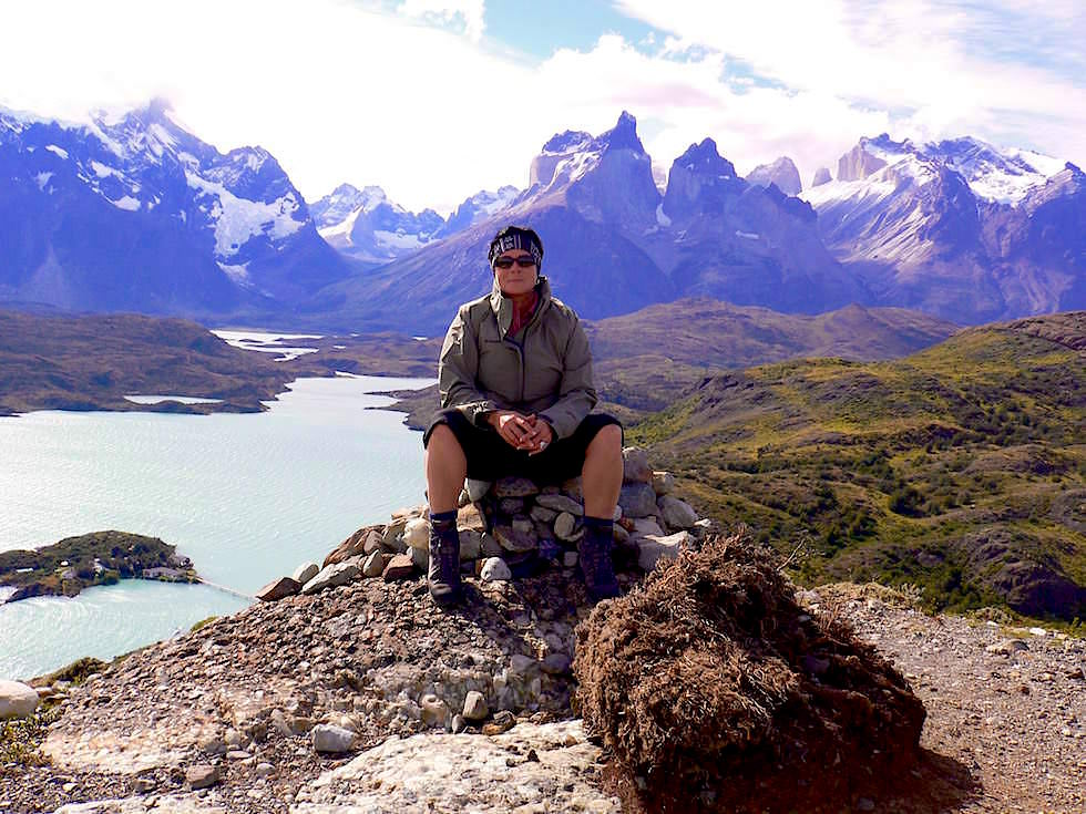 Mirador Condor- Torres del Paine Nationalpark - Patagonien, Süd-Chile