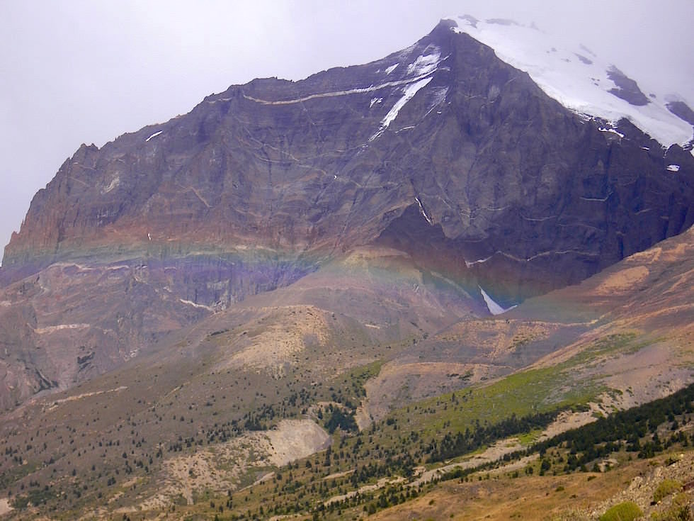 Start zum Mirador las Torres - Torres del Paine Nationalpark - Patagonien, Süd-Chile