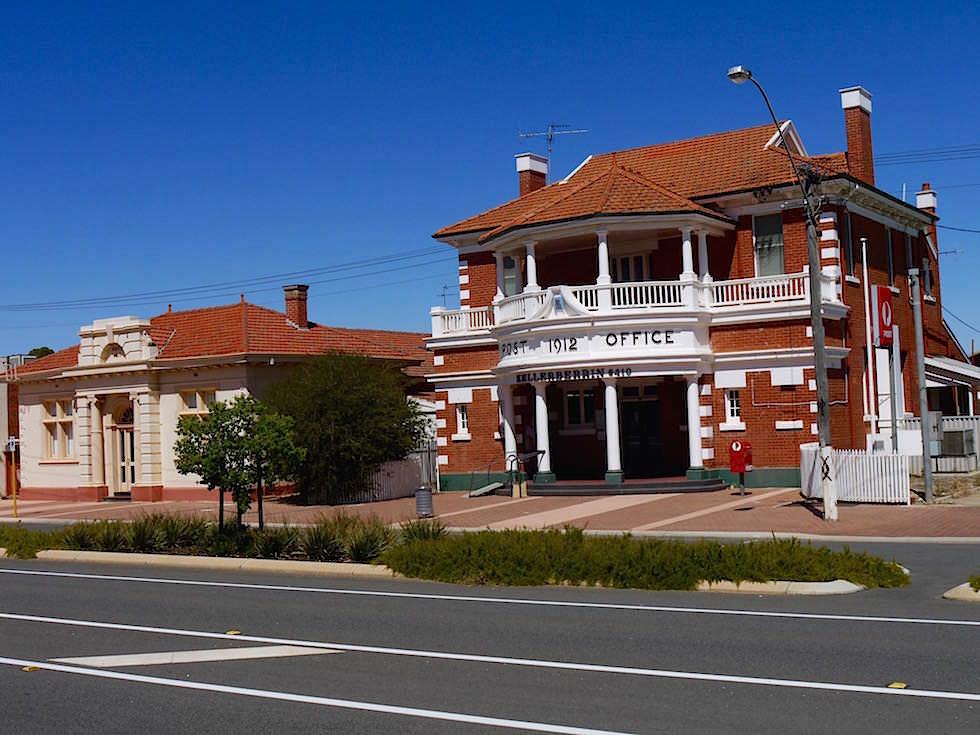 von Perth nach Kalgoorlie - Western Australia