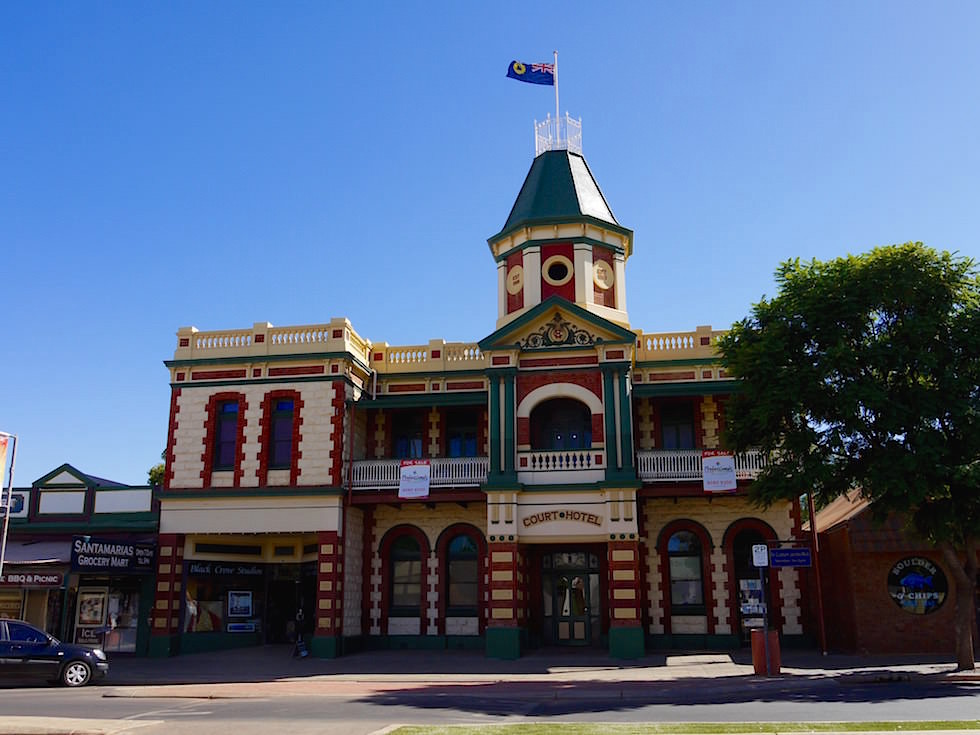 Court Hotel Kalgoorlie - Western Australia