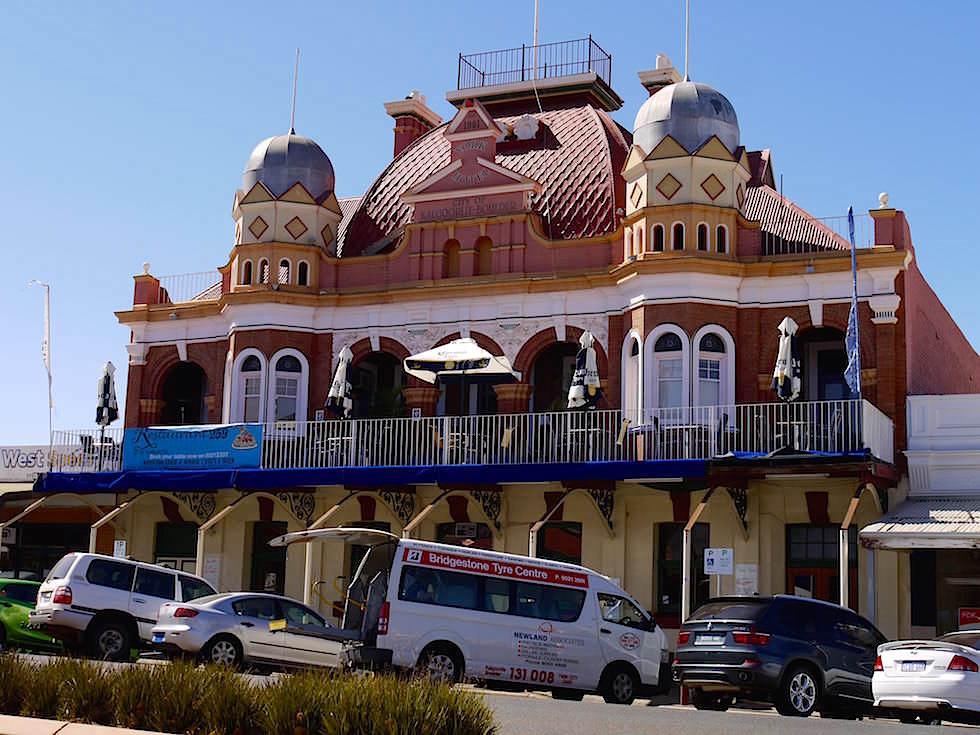 The York Hotel - Kalgoorlie - Western Australia