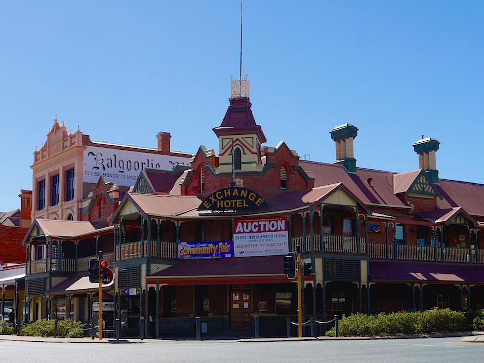 Exchange Hotel Kalgoorlie - Western Australia