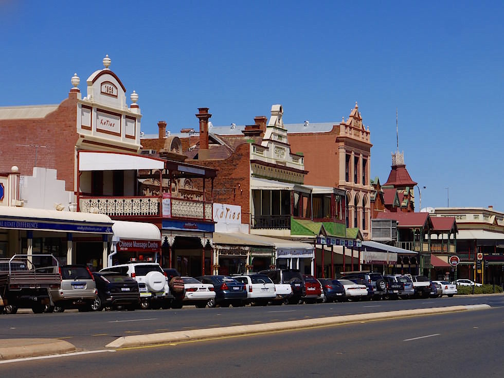 Hannan Street Kalgoorlie - Western Australia