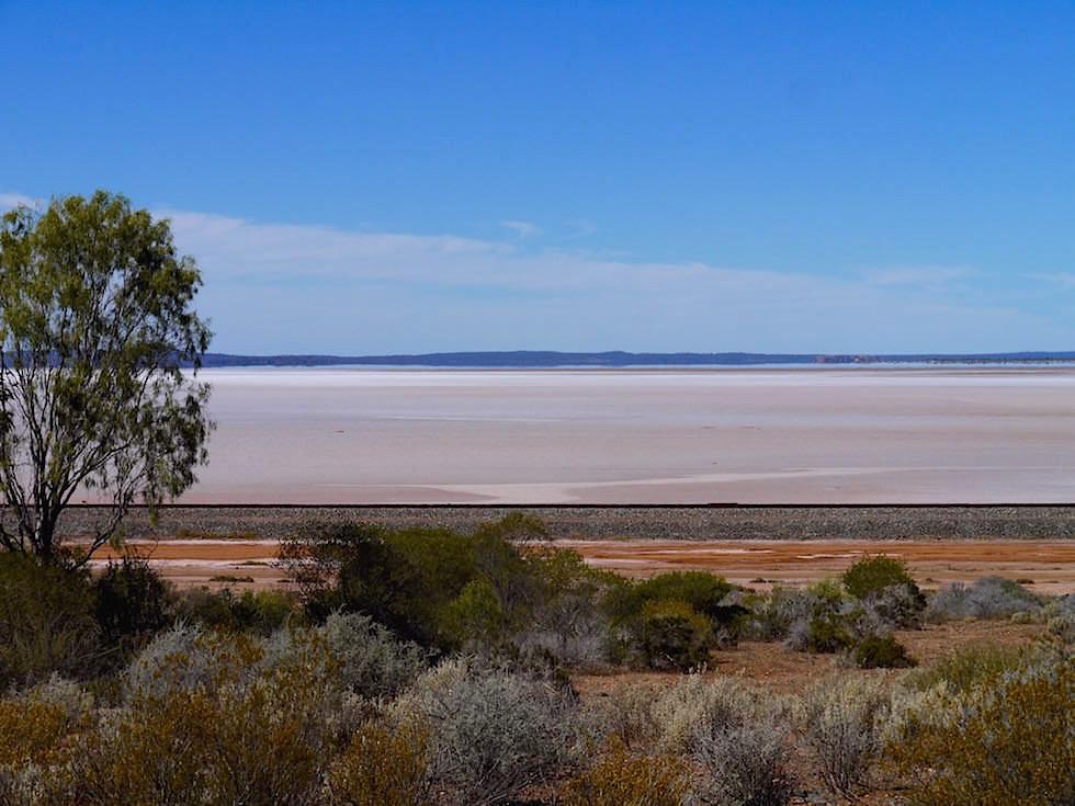 Salzseen von Kalgoorlie nach Esperance - Western Australia