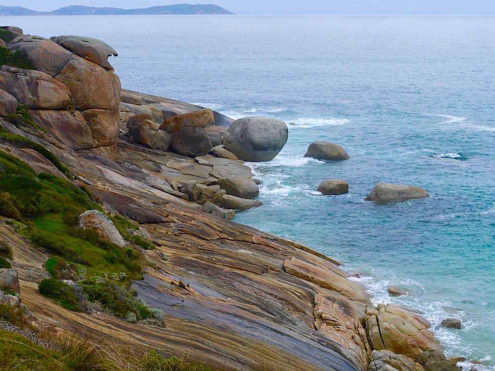 Granitfelsen Küste - Wilsons Promontory National Park - Victoria