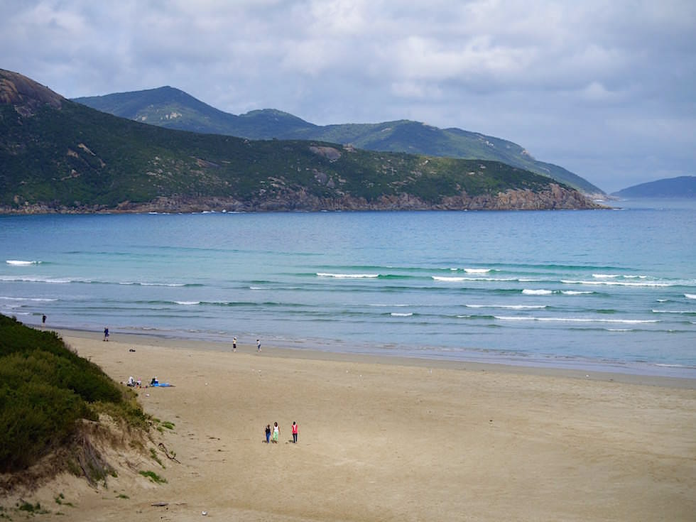 Norman Bay - Wilsons Promontory National Park - Victoria