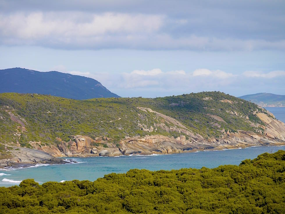 Blick auf Wilsons Promontory National Park - Victoria