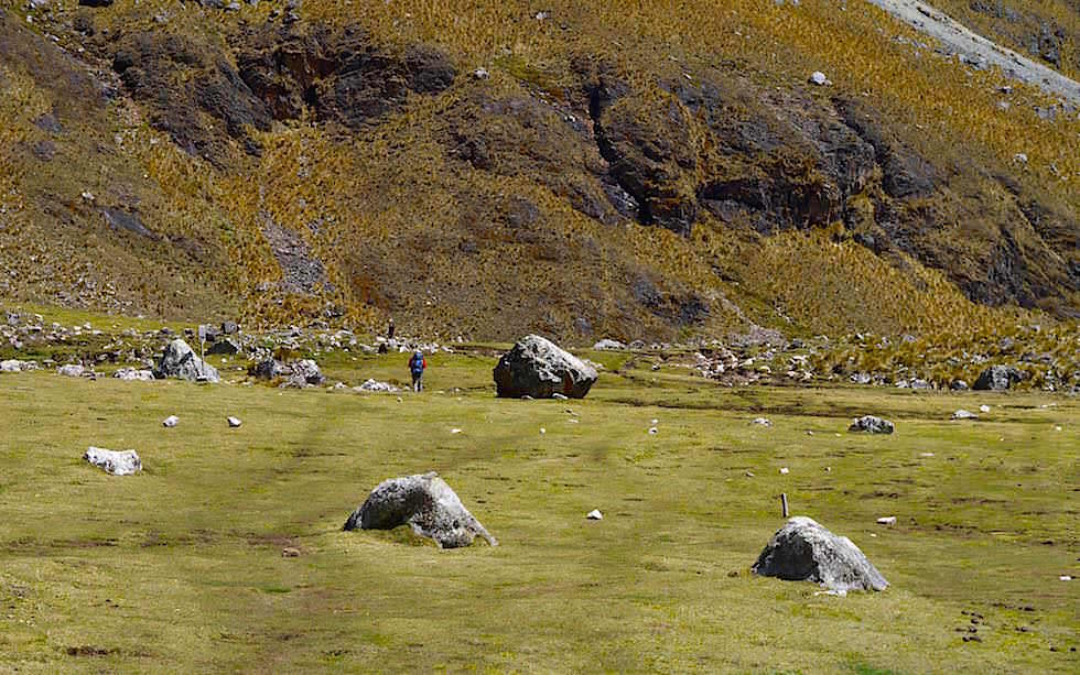 Hochland Salkantay Trek Peru
