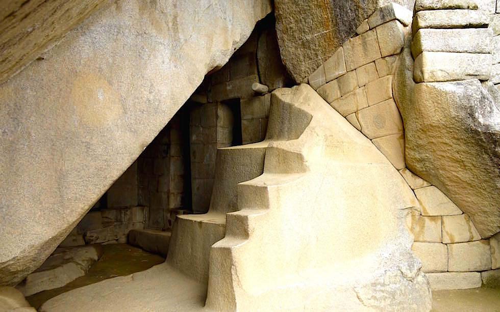Bauwerk Machu Picchu - Peru