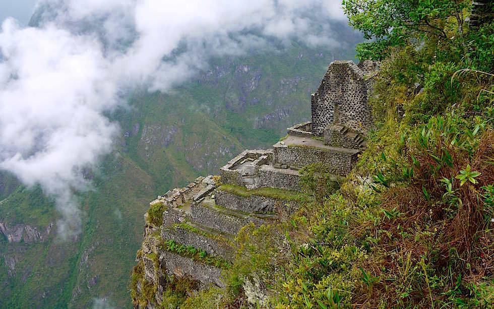 Festung Machu Picchu - Peru