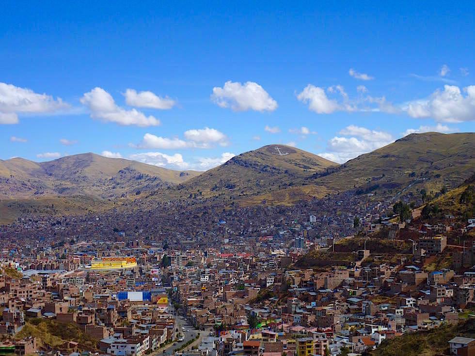 Puno - Folklore Puno Titicaca See - Peru