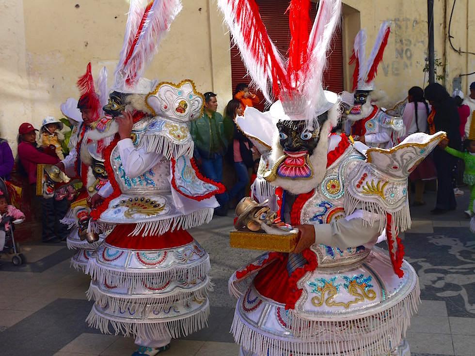 Folklore Hauptstadt Peru - Puno Titicaca See - Peru