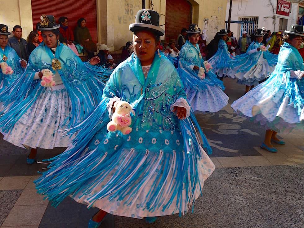Puno Folklore Festival - Folklore Puno Titicaca See - Peru