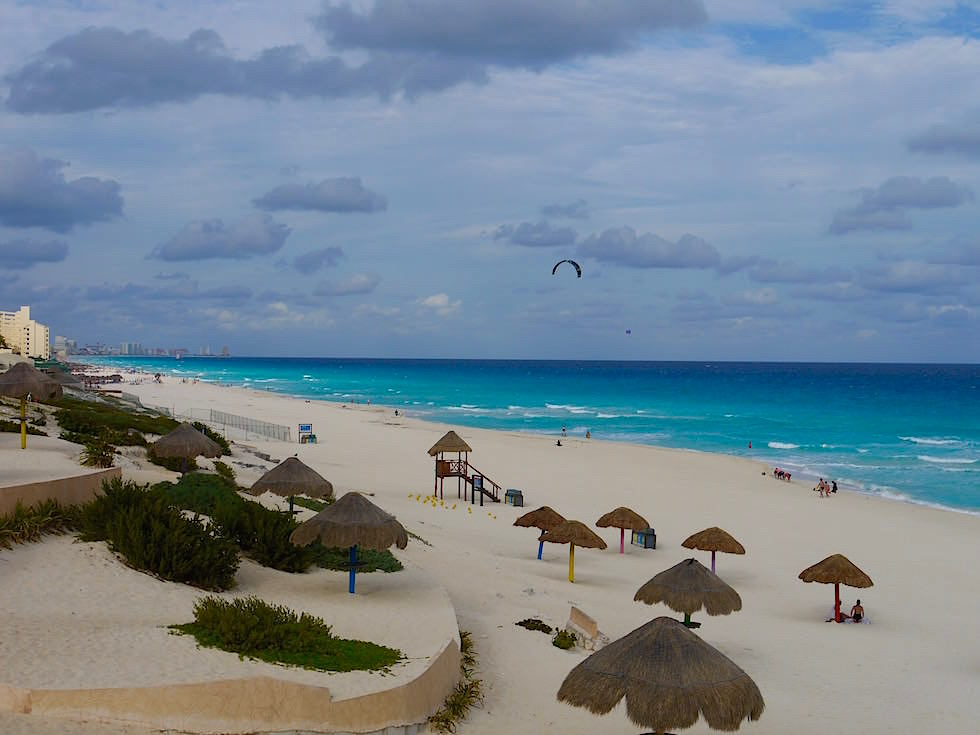Hotelmeile & Strand Cancun - Alles All-Inclusive - Yucatan - Mexiko