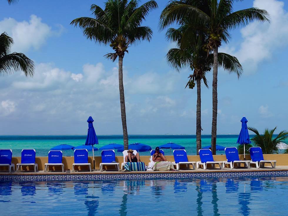 Relaxen im Nautibeach - Hotel Isla Mujeres - Yucatan - Mexiko