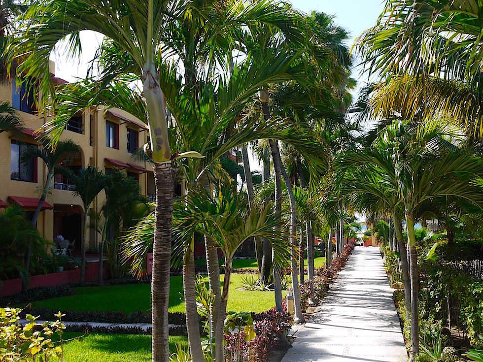 Nautibeach: wunderschönes Hotel auf der Isla Mujeres - Yucatan - Mexiko