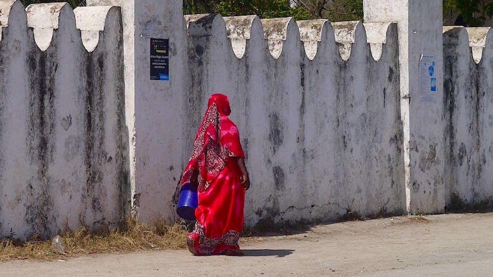 Muslime in Stone Town - Sansibar - Tanzania, Afrika