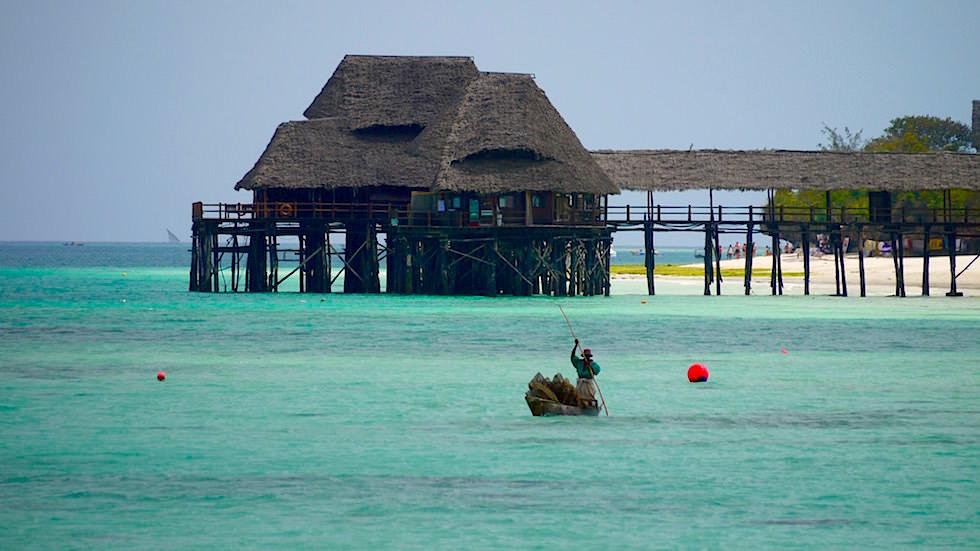 Zauberschöner Kendwa Beach & Meer - die schönsten Strände von Sansibar - Tansania, Afrika