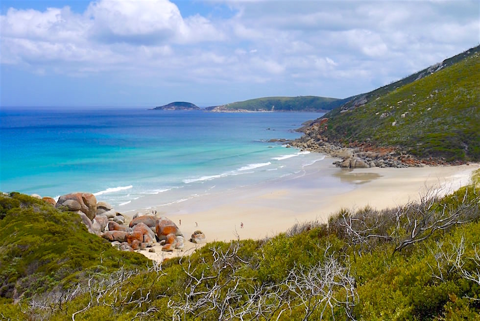 Whisky Bay - Wilsons Promontory - Victoria
