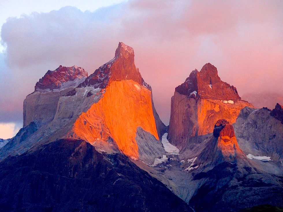 Torres del Paine Nationalpark - Patagonien, Süd-Chile