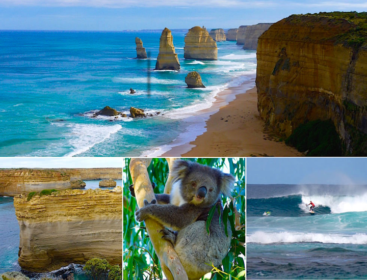 Great Ocean Road Highlights