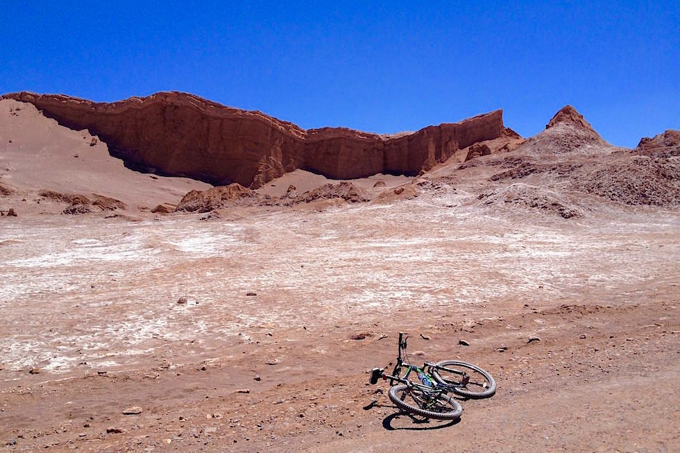 Mondtal - San Pedro de Atacama Chile