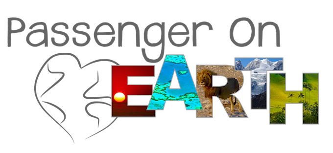 Logo Passenger On Earth