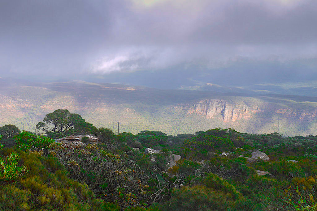 Mt William Ausblick - Grampians National Park - Victoria
