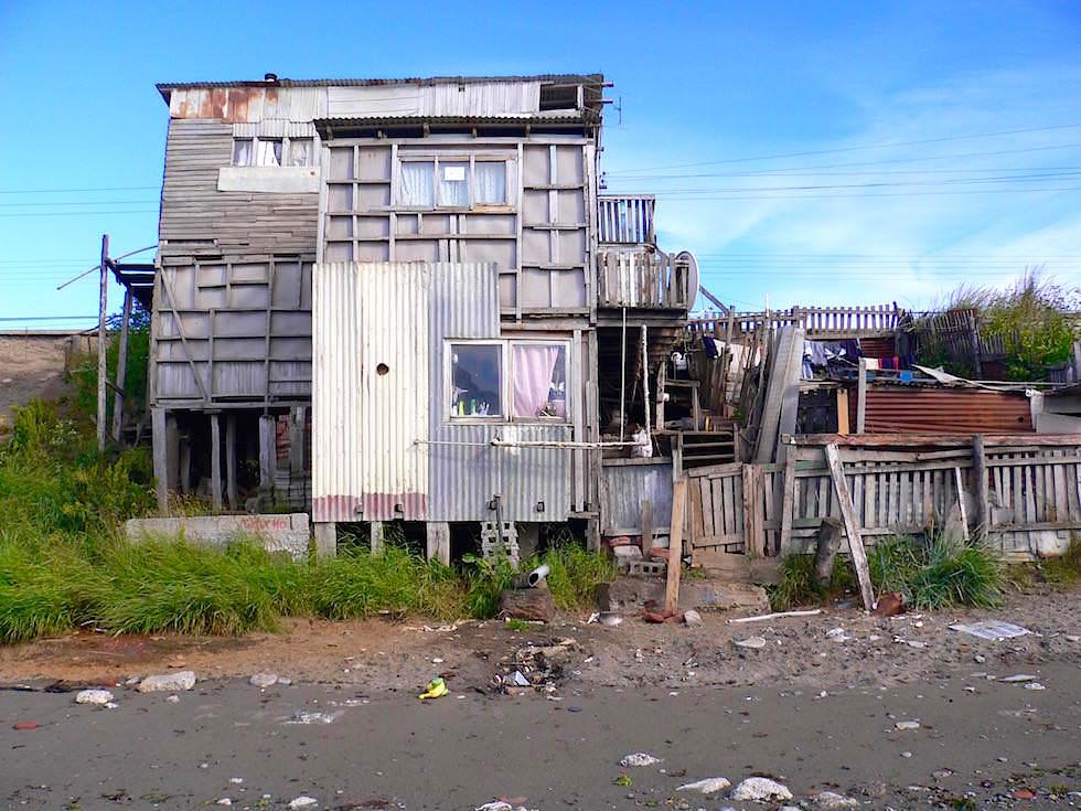 Außerhalb Punta Arenas - Chile Patagonien
