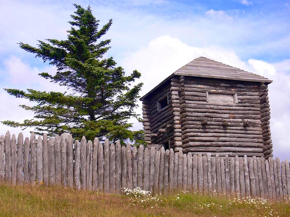 Fuerte Bulnes - Punta Arena - Chile Patagonien