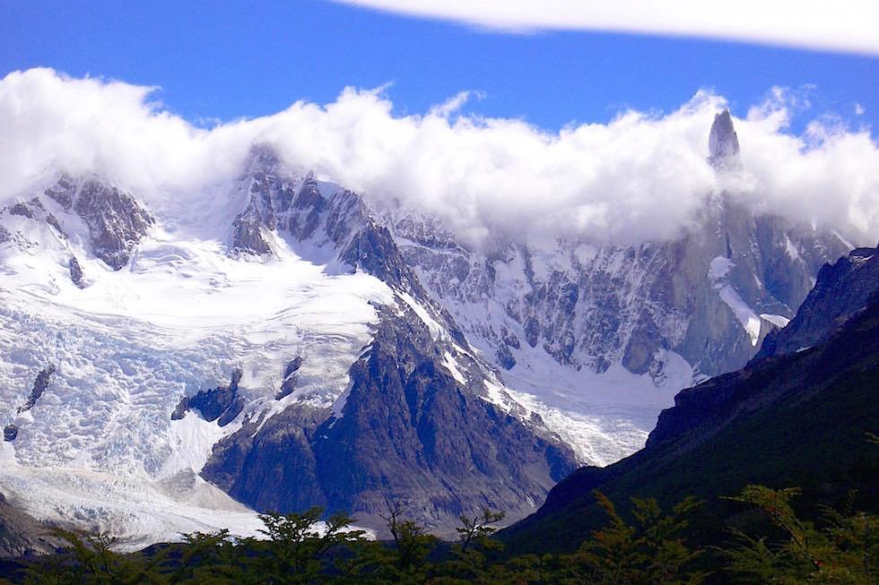 Mirador Cerro Torre Wanderung - Patagonien