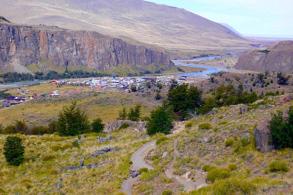 El Chalten - Cerro Torre Wanderung - Patagonien Argentinien