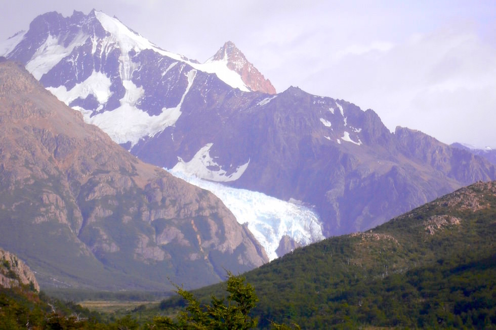 Wanderung Fitz Roy - Patagonien Argentinien