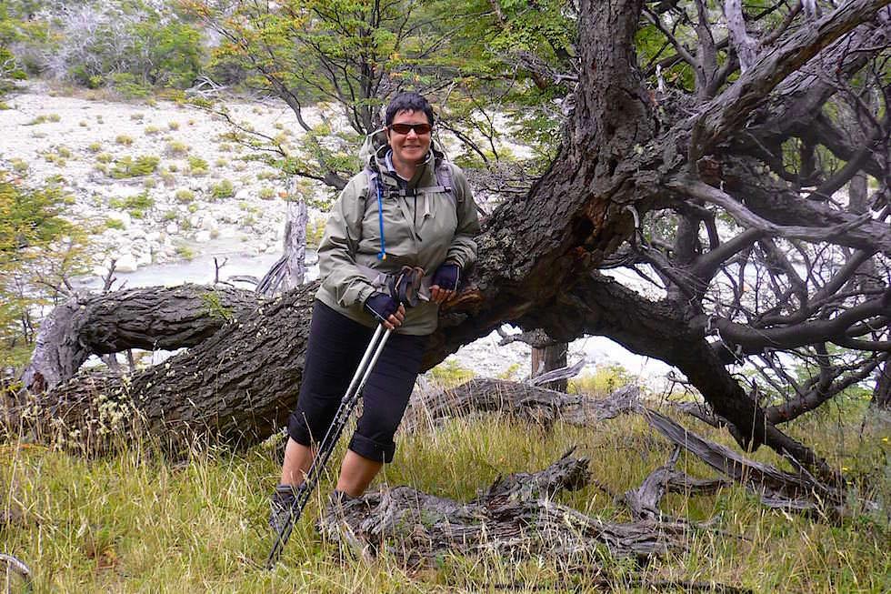 Rio Blanco Fitz Roy - Patagonien Argentinien