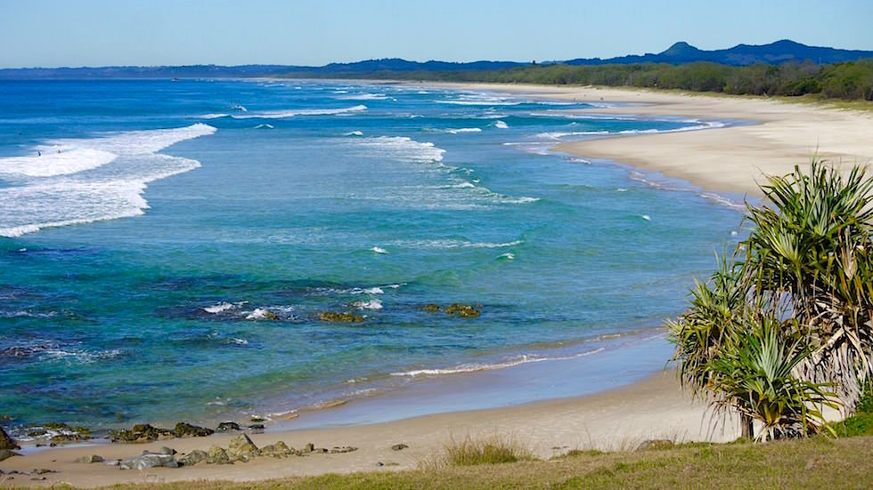 Strand Bayron Bay New South Wales