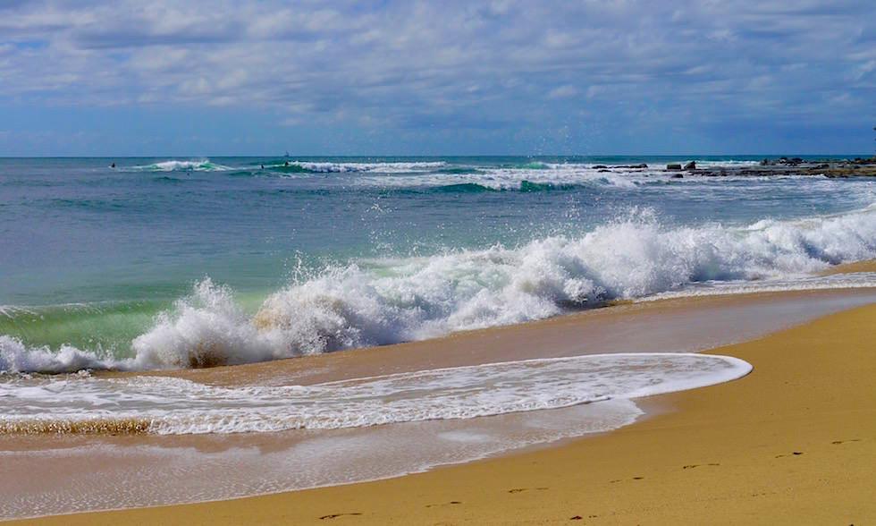 Strand bei Moffat Beach Queensland Australien