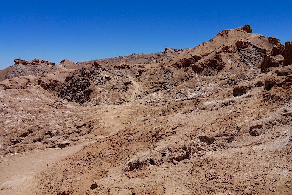 Mondlandschaft - Valle del la Luna - San Pedro de Atacama