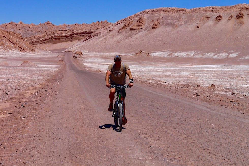 Valle de la Luna in der Atacama Wüste - San Pedro de Atacama