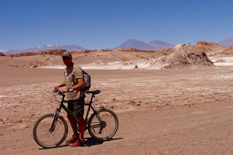 Mountainbike Tour Valle del la Luna - San Pedro de Atacama