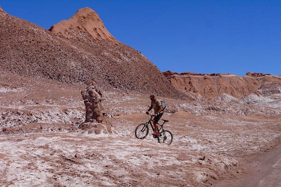 MTB Tour Valle del la Luna - San Pedro de Atacama Chile