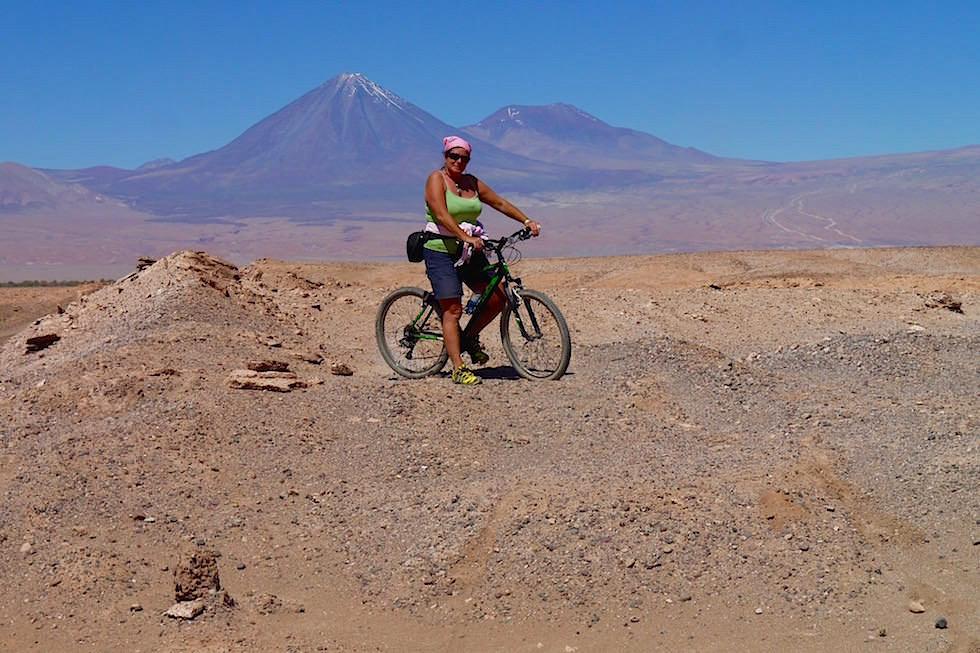 MTB Tour - Valle del la Luna - San Pedro de Atacama Chile